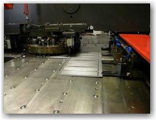 CNC Metal Stamping
